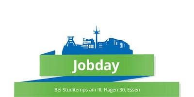 Jobday für Absolventen