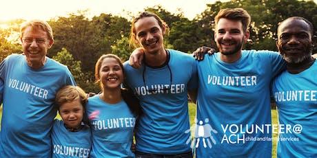 Volunteer Information Session tickets