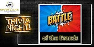 2019 Battle of the Brands Trivia Night Fundraiser