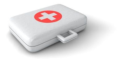 Kostenloser Erste-Hilfe-Kurs für das Lehramtsrefe