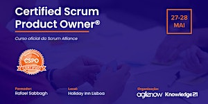 Certified Scrum Product Owner® - CSPO® (750€)