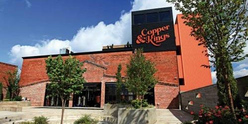Network Nights @ Copper & Kings American Brandy Co.