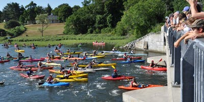 29th Annual Great River Race
