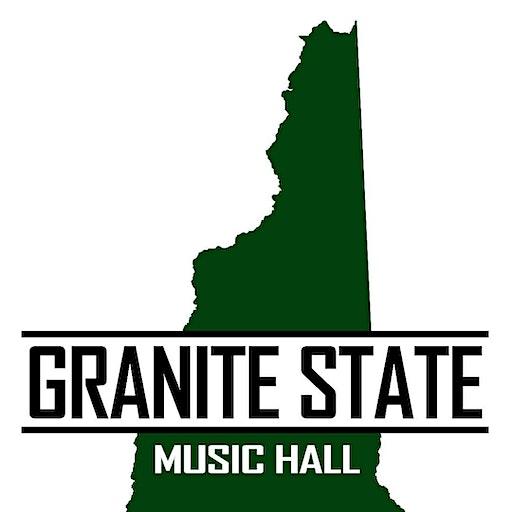 Granite State Music Hall  logo