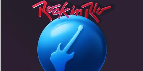 Excursão Rock in Rio: Piracicaba - Americana - Limeira - Rio Claro - Araras - Leme - Pirassununga - Sumaré - Campinas ingressos