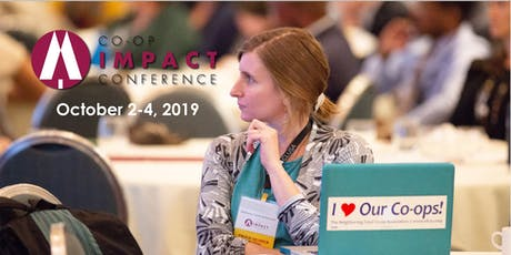 2019 Co-op Impact Conference tickets