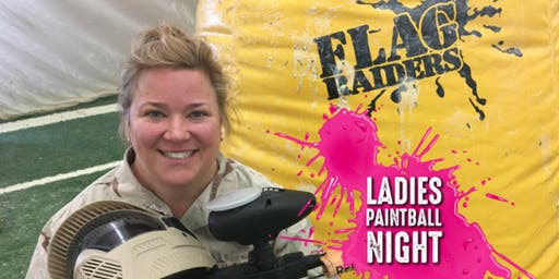 LADIES NIGHT - Free Rentals at Flag Raiders!