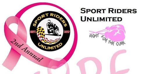Sport Riders Unlimited 2nd Annual Breast Cancer Charity Ride