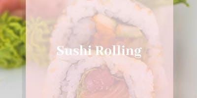 Asian Cuisine pt.1 : Sushi Rolling (Night Class)