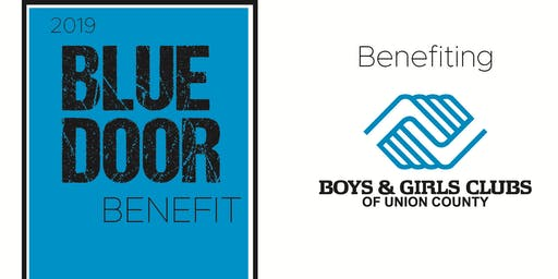 Blue Door Benefit, supporting the Union County Boys & Girls Clubs