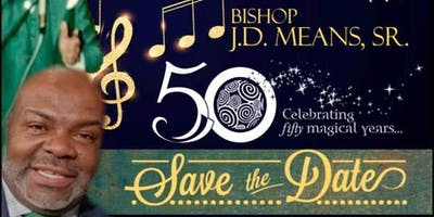 Bishop JD'S 50th