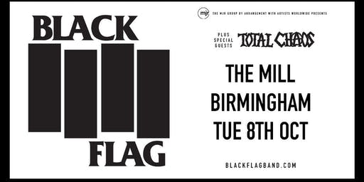 Black Flag (The Mill, Birmingham)