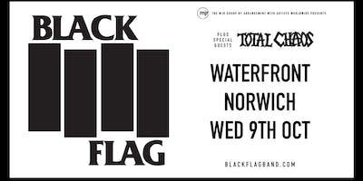 Black Flag (Waterfront, Norwich)