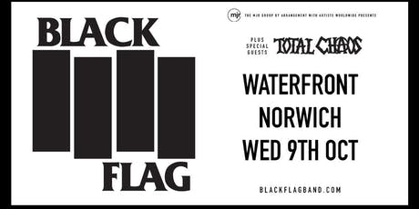 Black Flag (Waterfront, Norwich) tickets