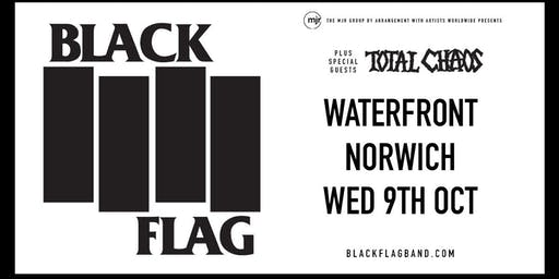 Black Flag (Waterfront, Norwich)