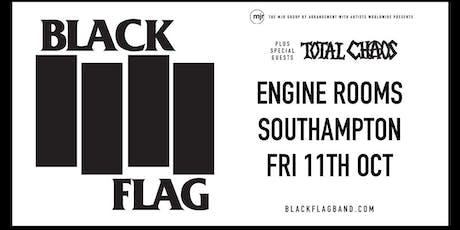 Black Flag (Engine Rooms, Southampton) tickets