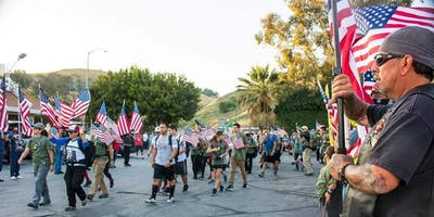 Veteran Suicide Awareness Project's 4th Memorial Day Ruck March