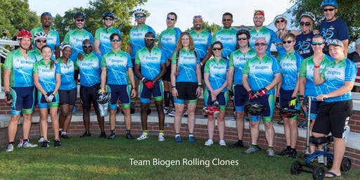 2019 Rally for Bike MS New Bern