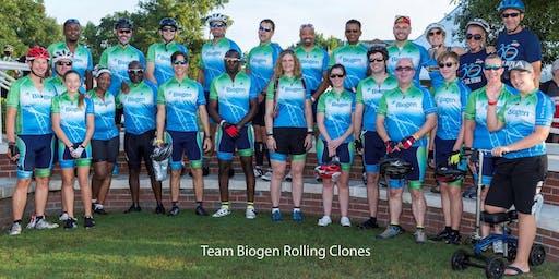 2019 Rally for Bike MS New Bern