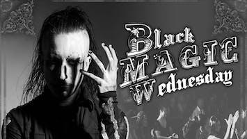 Shock Illusionist Dan Sperry: Black Magic Wednesday