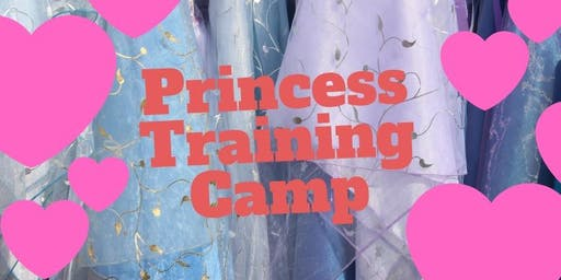 Princess Training Camp 2019