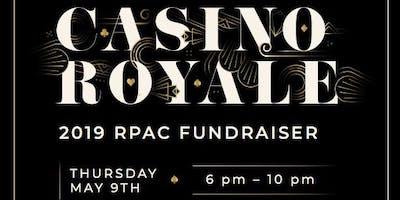 Casino Royale - RPAC 50th Anniversary Fundraiser