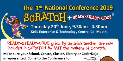 The 3rd Scratch National Conference