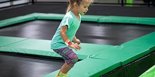 BCB Playdate with Rockin' Jump Trampoline Park! (Eagan, MN)