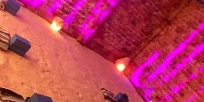 YIN YOGA   in Salt Cave with Halo-Therapy