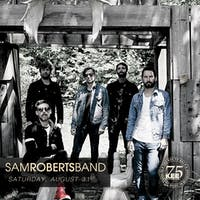 Sam Roberts Band w/ Special guest Skye Wallace - Live at The KEE to Bala Saturday August 31