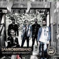 Sam Roberts Band w/ Special guest Skye Wallace - Live at The KEE to Bala Sunday Sept 1st