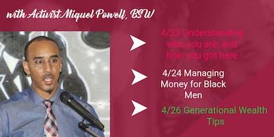 Personal Finance Series for Black Men