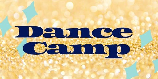 Dance Camp 2019- Ages 3-5