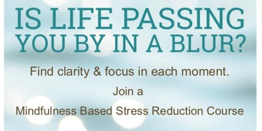 Mindfulness Course for Stress Reduction