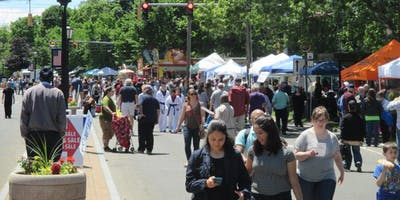 Stratford Main Street Festival