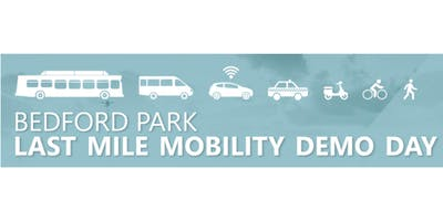 Bedford Park Last Mile Mobility Demo Day