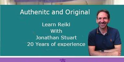 Learn Japanese Reiki