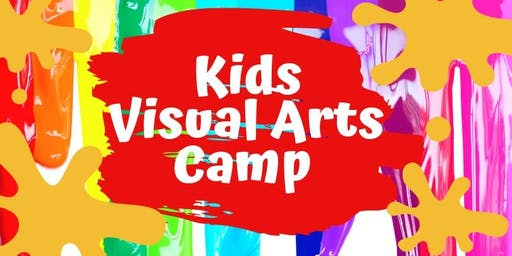 Kids Visual Arts Camp- Ages 4-8