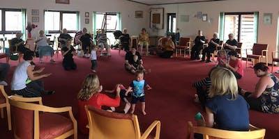 Intergenerational Dance Class