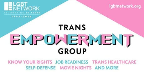 Trans Empowerment Group (TEG) tickets