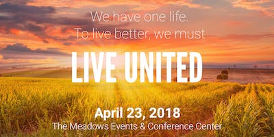 2019 LIVE UNITED Luncheon