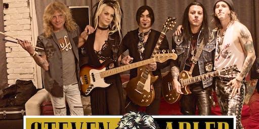 Steven Adler of Guns N' Roses - Live in the Vault!