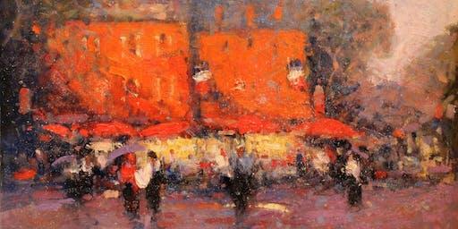 Solo Exhibition: John Terelak
