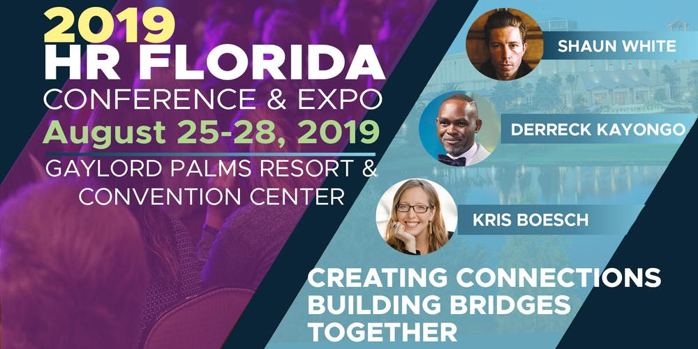 2019 HR Florida Conference & Expo Tickets, Sun, Aug 25, 2019 at 8:00