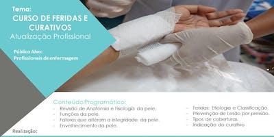 CURSO DE FERIDAS E CURATIVOS - Atualização Profi