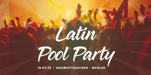 Latin Pool Party