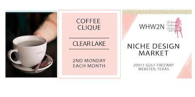WHW2N - Clear Lake Coffee Clique ®