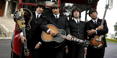 The Caverners Beatles Tribute Show presented by Schuster Boyd McDonald