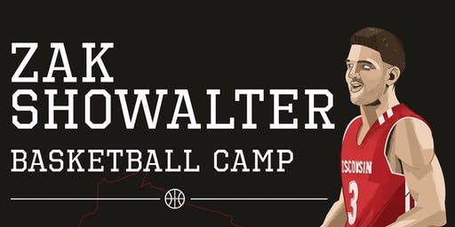Zak Showalter Basketball Camp - July 12 Madison College