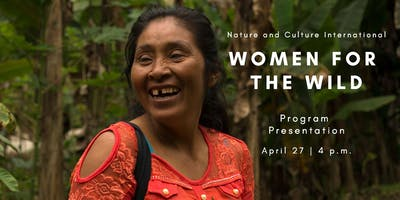 Nature and Culture Presents: Women for the Wild